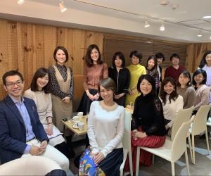 【レポート】WSCランチ会(東京)を開催しました