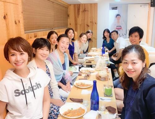【レポート】「ブレイクスルー!」限定特典!8月のランチ会を開催