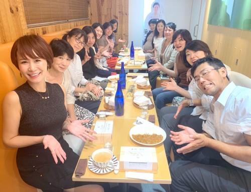 【レポート】「ブレイクスルー!」限定特典!9月のランチ会を開催