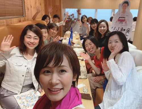 【レポート】「ブレイクスルー!」限定特典!6月のランチ会を開催